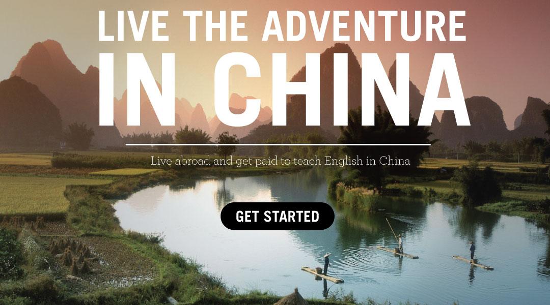 Adventure Teaching - Teach English in China